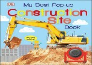 [+]The best book of the month My Best Pop-Up Construction Site Book  [DOWNLOAD]