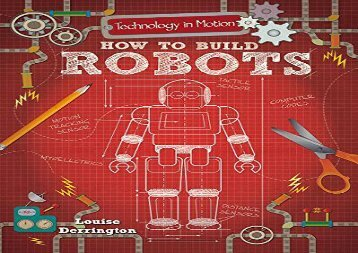 [+][PDF] TOP TREND How to Build Robots (Technology in Motion)  [READ]