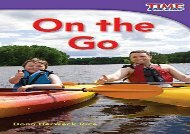 [+][PDF] TOP TREND On the Go (Emergent) (Time for Kids Nonfiction Readers: Level 1.2)  [DOWNLOAD]