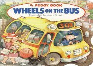 [+]The best book of the month Wheels on the Bus (Pudgy Board Book)  [READ]