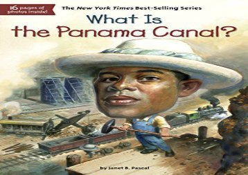 [+]The best book of the month What Is the Panama Canal? (What Was...) [PDF]