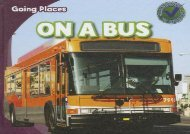 [+]The best book of the month On a Bus (Going Places)  [DOWNLOAD]