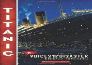 [+][PDF] TOP TREND Titanic: Voices from the Disaster  [NEWS]
