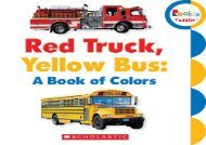 [+]The best book of the month Red Truck, Yellow Bus: A Book of Colors (Rookie Toddler) [PDF]
