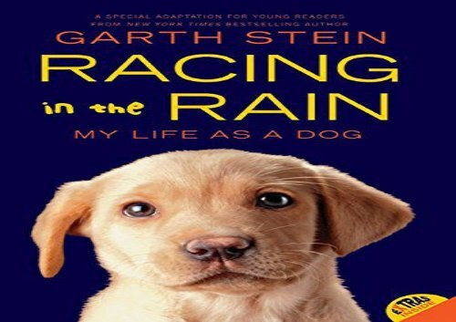 [+][PDF] TOP TREND Racing in the Rain: My Life as a Dog  [READ]