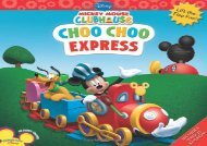 [+]The best book of the month Mickey Mouse Clubhouse Choo Choo Express  [FREE]