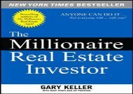[+][PDF] TOP TREND The Millionaire Real Estate Investor  [DOWNLOAD]