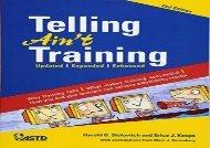 [+][PDF] TOP TREND Telling Ain t Training  [FULL]