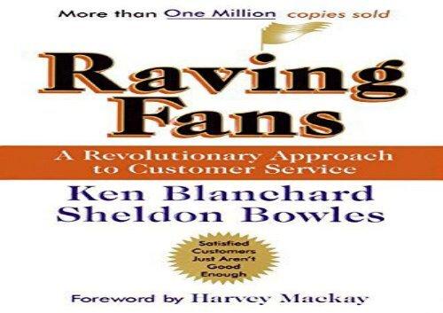Raving Fans Book