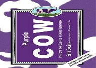 [+][PDF] TOP TREND Purple Cow, New Edition: Transform Your Business by Being Remarkable  [NEWS]