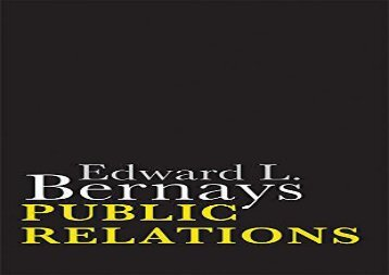 [+][PDF] TOP TREND Public Relations  [FULL]