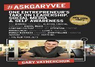 [+][PDF] TOP TREND #AskGaryVee: One Entrepreneur s Take on Leadership, Social Media, and Self-Awareness  [FREE]