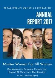 TMWF Annual Report 2017