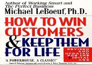 [+]The best book of the month How to Win Customers and Keep Them for Life: Revised and Updated for the Digital Age  [DOWNLOAD]
