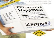 [+][PDF] TOP TREND Delivering Happiness: A Path to Profits, Passion and Purpose  [FREE]