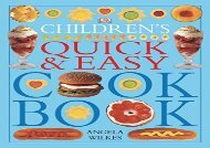 [+]The best book of the month Children s Quick and Easy Cookbook  [FREE]