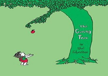[+][PDF] TOP TREND The Giving Tree (Rise and Shine)  [FULL]