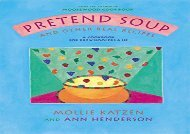 [+]The best book of the month Pretend Soup And Real Recipes: And Other Real Recipes  [DOWNLOAD]