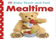 [+]The best book of the month Mealtime (Baby Touch and Feel (DK Publishing))  [FREE]