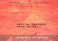 [+]The best book of the month Roll of Thunder, Hear My Cry (Puffin Modern Classics)  [FREE]