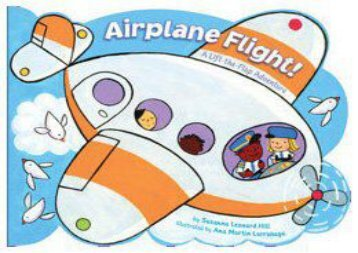 [+]The best book of the month Airplane Flight!: A Lift-The-Flap Adventure  [NEWS]