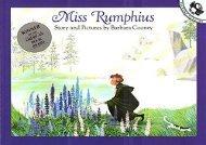 [+][PDF] TOP TREND Miss Rumphius (Picture Puffin Books)  [FREE]