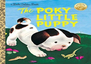 [+][PDF] TOP TREND The Poky Little Puppy (Little Golden Book)  [NEWS]