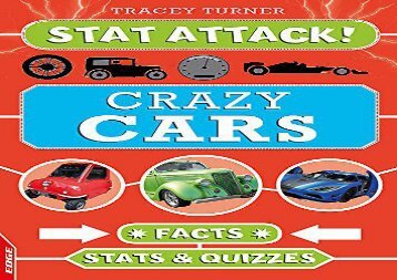 [+][PDF] TOP TREND Crazy Cars: Facts, Stats and Quizzes (EDGE: Stat Attack)  [NEWS]
