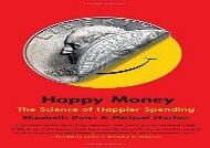 [+]The best book of the month Happy Money: The Science of Happier Spending  [READ]
