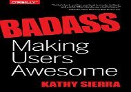 [+]The best book of the month Badass: Making Users Awesome  [READ]