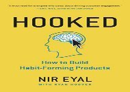 [+][PDF] TOP TREND Hooked: How to Build Habit-Forming Products [PDF]