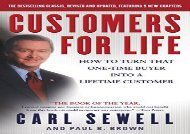 [+]The best book of the month Customers for Life: How to Turn That One-Time Buyer into a Lifetime Customer  [FULL]