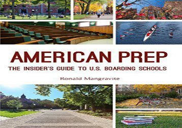 [+]The best book of the month American Prep: The Insider s Guide to U.S. Boarding Schools  [FULL]