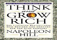 [+]The best book of the month Think And Grow Rich  [FREE]