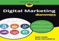 [+]The best book of the month Digital Marketing For Dummies (For Dummies (Lifestyle))  [DOWNLOAD]