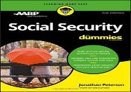 [+]The best book of the month Social Security For Dummies  [DOWNLOAD]