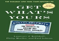[+][PDF] TOP TREND Get What s Yours: The Secrets to Maxing Out Your Social Security  [FREE]