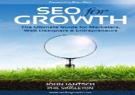 [+]The best book of the month SEO for Growth: The Ultimate Guide for Marketers, Web Designers   Entrepreneurs  [DOWNLOAD]