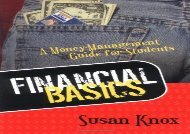 [+][PDF] TOP TREND Financial Basics: Money-Management Guide for Students  [READ]