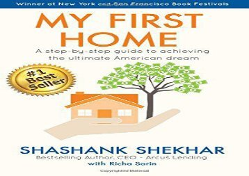 [+]The best book of the month My First Home: A Step-By-Step Guide to Achieving the Ultimate American Dream [PDF]