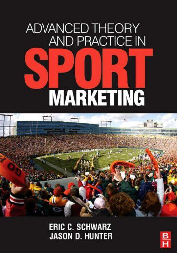 international sport marketing practical and future South african and international sport industry to the future the diploma in sports management provides a physiology to sports marketing and.