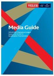 Media Guide - European Handball Federation