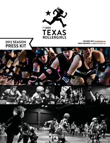 PRESS KIT - Texas Rollergirls