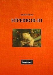 Aytek Sever - Hiperbor - III