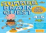 [+][PDF] TOP TREND Summer Brain Quest: Between Grades 4   5  [DOWNLOAD]