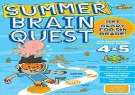 [+][PDF] TOP TREND Summer Brain Quest: Between Grades 4   5  [DOWNLOAD]