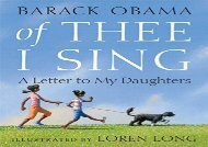 [+][PDF] TOP TREND Of Thee I Sing: A Letter to My Daughters  [READ]