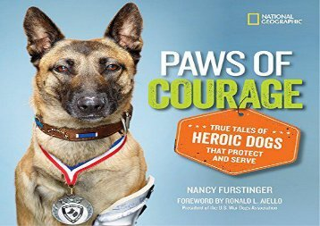 [+]The best book of the month Paws of Courage: True Tales of Heroic Dogs that Protect and Serve (Stories   Poems)  [FREE]