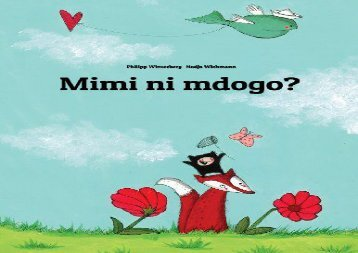 [+]The best book of the month Mimi ni mdogo?: Hadithi ya Picha, na Philipp Winterberg na Nadja Wichmann  [FREE]