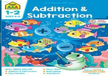 [+]The best book of the month Addition   Subtraction 1-2  [READ]